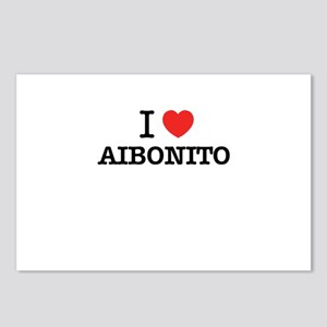 I Love AIBONITO Postcards (Package of 8)